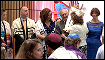 Passing Torah-Bar Mitzvah