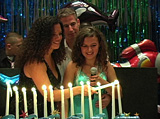 Bat Mitzvah Candle Lighting Ceremony Video